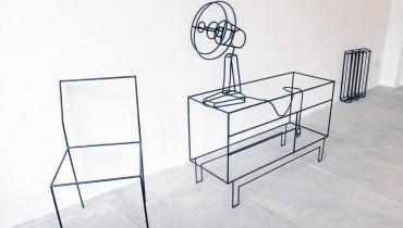 Anya Zholud, Spazio Personale, Galleria Nina Lumer(2), Milano, 2011