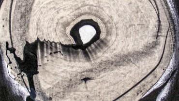 T. Matsutani, Cercle, 98-9-1, 69,5x51,5 cm, 1998