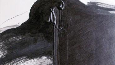 T. Matsutani, Twinning, 70x93 cm, 1993